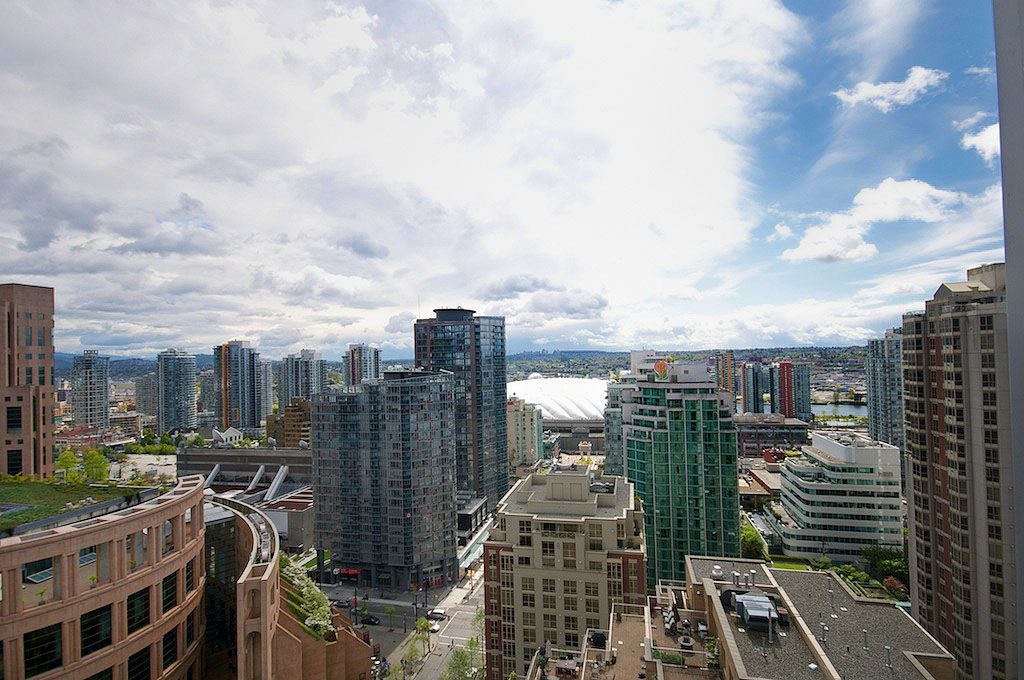 """Main Photo: 2503 833 HOMER Street in Vancouver: Downtown VW Condo for sale in """"ATELIER"""" (Vancouver West)  : MLS®# V839630"""