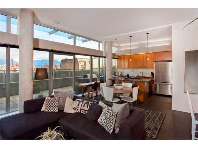 """Main Photo: 801 33 W PENDER Street in Vancouver: Downtown VW Condo for sale in """"33 LIVING"""" (Vancouver West)  : MLS®# V869043"""