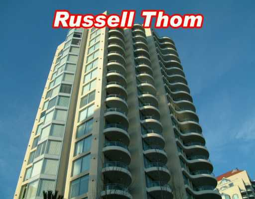 """Main Photo: 1503 739 PRINCESS ST in New Westminster: Uptown NW Condo for sale in """"BERKLEY PLACE"""" : MLS®# V579356"""