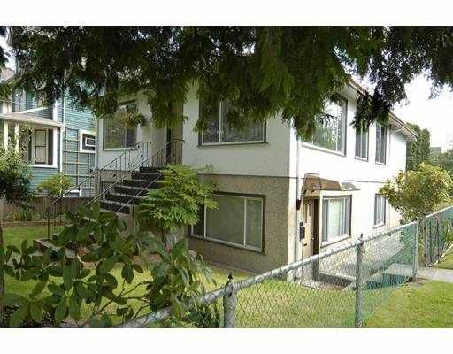 Main Photo: 3058 GLEN Drive in Vancouver: Mount Pleasant VE House for sale (Vancouver East)  : MLS®# V732067