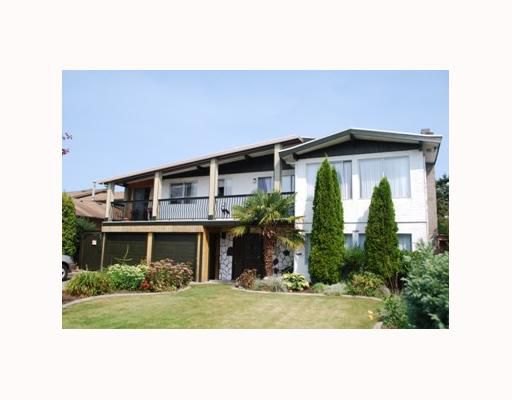 Main Photo: 10631 ANAHIM Drive in Richmond: McNair House for sale : MLS®# V780272