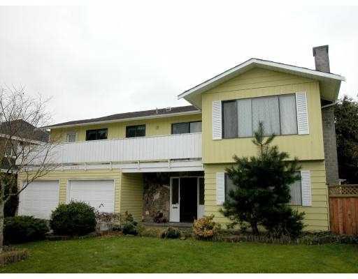 Main Photo: 4660 WINTERGREEN Avenue in Richmond: Riverdale RI House for sale : MLS®# V752361
