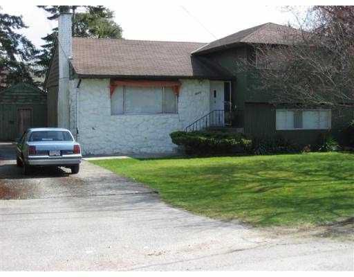 Main Photo: 8660 MINLER Road in Richmond: Woodwards House for sale : MLS®# V760199