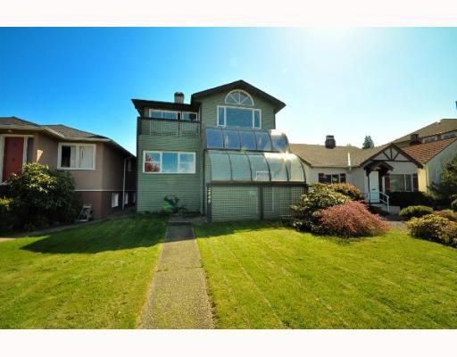 Main Photo: 2848 W 24TH Avenue in Vancouver: Arbutus House for sale (Vancouver West)  : MLS®# V763664