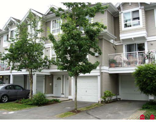 "Main Photo: 35 20890 57TH Avenue in Langley: Langley City Townhouse for sale in ""ASPEN GABLES"" : MLS®# F2912112"