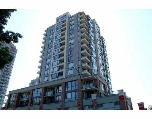 "Main Photo: 1001 4182 DAWSON Street in Burnaby: Brentwood Park Condo for sale in ""TANDEM"" (Burnaby North)  : MLS®# V782720"
