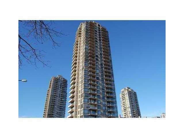 """Main Photo: 1803 2355 MADISON Avenue in Burnaby: Brentwood Park Condo for sale in """"OMA"""" (Burnaby North)  : MLS®# V820928"""