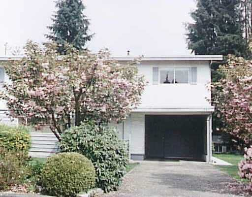 Main Photo: 997 LINCOLN AV in Port_Coquitlam: Oxford Heights House 1/2 Duplex for sale (Port Coquitlam)  : MLS®# V414649