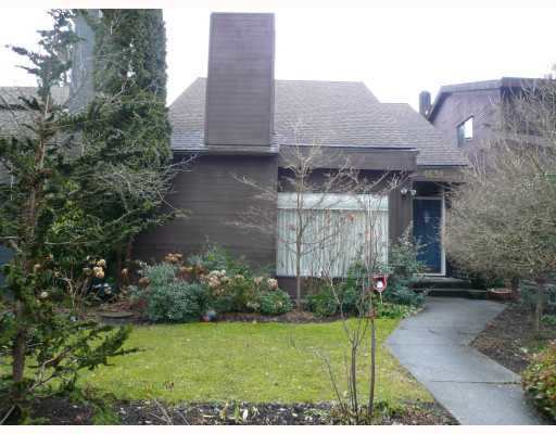 Main Photo: 4634 W 6TH Avenue in Vancouver: Point Grey House for sale (Vancouver West)  : MLS®# V754611