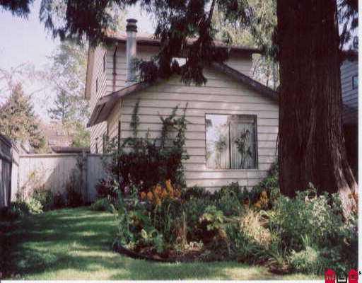"Main Photo: 13507 15TH AV in White Rock: Crescent Bch Ocean Pk. House for sale in ""OCEAN PARK"" (South Surrey White Rock)  : MLS®# F2507344"