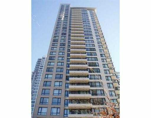 Main Photo: 1207 928 HOMER Street in Vancouver: Downtown VW Condo for sale (Vancouver West)  : MLS®# V723773