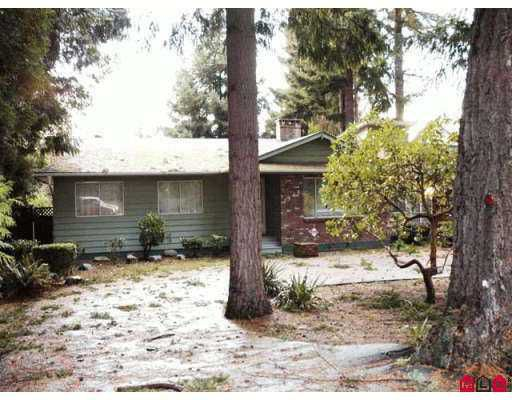 Main Photo: 1943 128TH Street in White Rock: Crescent Bch Ocean Pk. House for sale (South Surrey White Rock)  : MLS®# F2625648