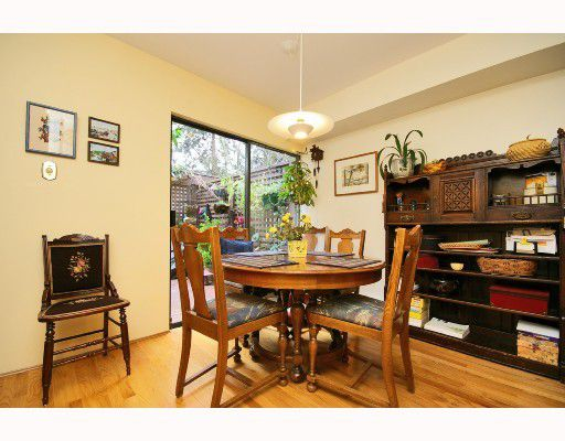 """Main Photo: 1183 FORGE Walk in Vancouver: False Creek Townhouse for sale in """"SPRUCE VILLAGE"""" (Vancouver West)  : MLS®# V748765"""