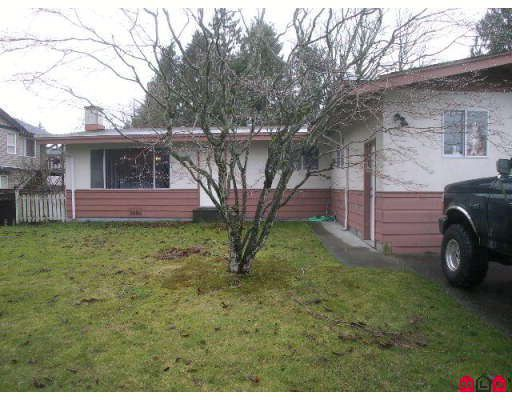Main Photo: 26645 32ND Avenue in Langley: Aldergrove Langley House for sale : MLS®# F2906237