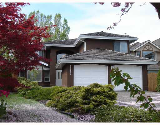 Main Photo: 7051 LIVINGSTONE Place in Richmond: Granville House for sale : MLS®# V763530