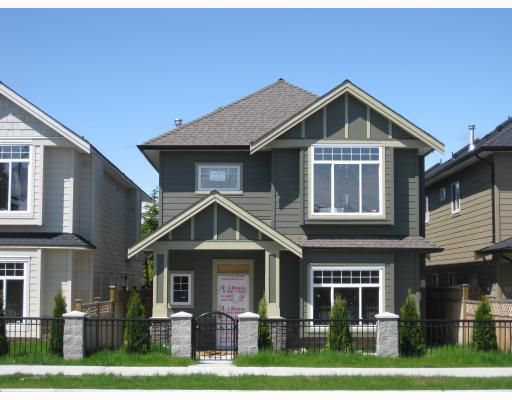 """Main Photo: 6659 BLUNDELL Road in Richmond: Granville House for sale in """"WOODRIDGE MEWS"""" : MLS®# V767072"""