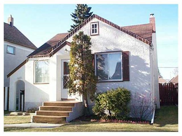 Main Photo: 608 BANNERMAN Avenue in WINNIPEG: North End Residential for sale (North West Winnipeg)  : MLS®# 2105829