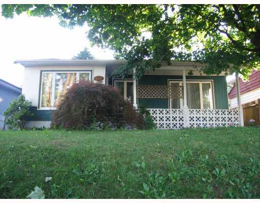 Main Photo: 451 WILSON Street in New_Westminster: Sapperton House for sale (New Westminster)  : MLS®# V770188