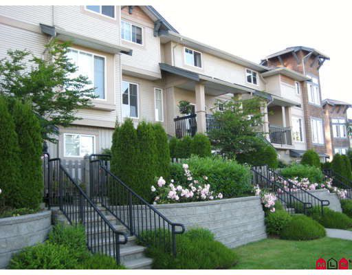 """Main Photo: 7 5839 PANORAMA Drive in Surrey: Sullivan Station Townhouse for sale in """"FOREST GATE"""" : MLS®# F2821827"""