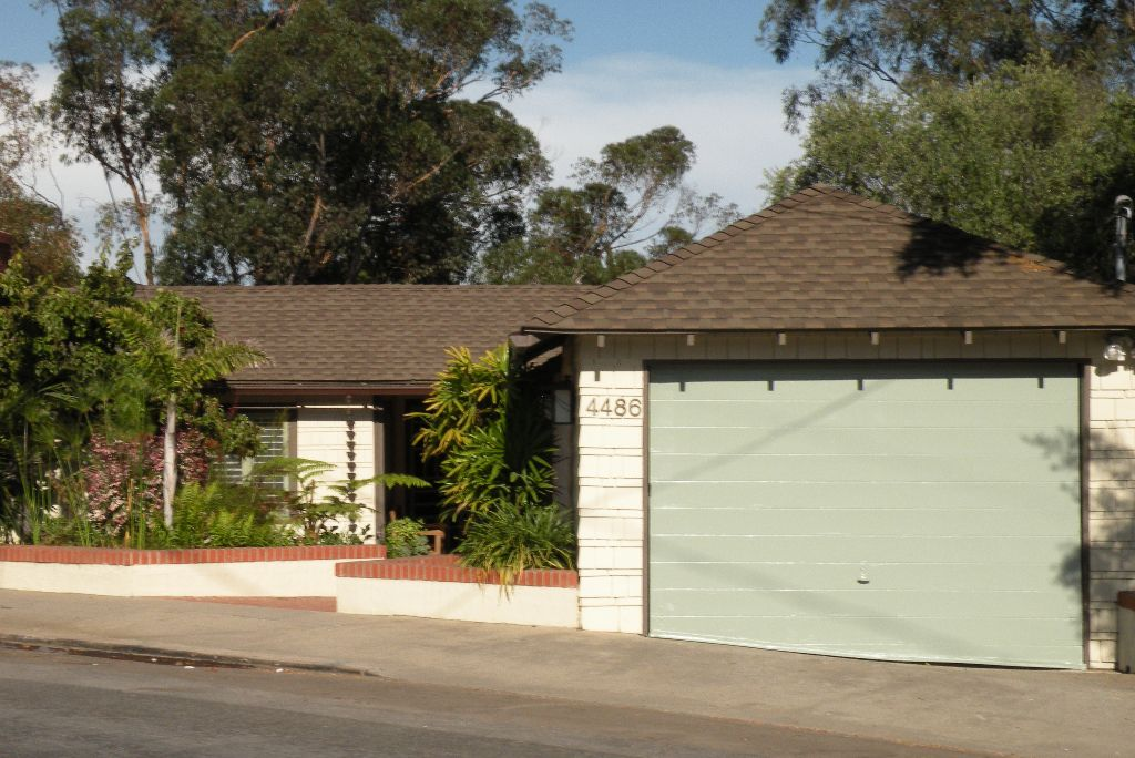 Main Photo: MISSION HILLS House for sale : 4 bedrooms : 4486 Hortensia in San Diego