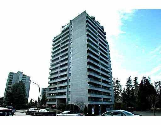 Main Photo: 1603 6595 WILLINGDON Avenue in Burnaby: Metrotown Condo for sale (Burnaby South)  : MLS®# V754155