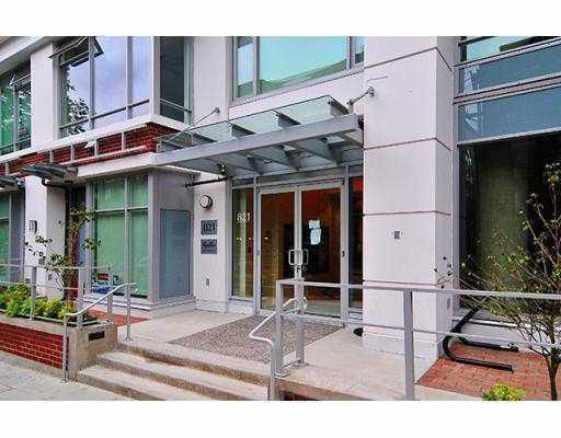 """Main Photo: 1406 821 CAMBIE Street in Vancouver: Downtown VW Condo for sale in """"RAFFLES"""" (Vancouver West)  : MLS®# V756787"""
