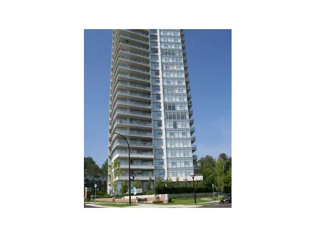 """Main Photo: 803 2289 YUKON Crescent in Burnaby: Brentwood Park Condo for sale in """"WATERCOLOURS"""" (Burnaby North)  : MLS®# V852869"""