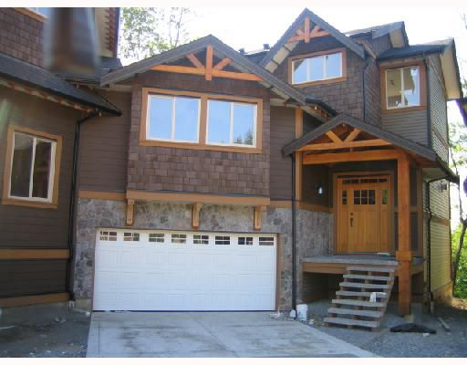 "Main Photo: 47 24185 106B Avenue in Maple_Ridge: Albion House 1/2 Duplex for sale in ""TRAILS EDGE"" (Maple Ridge)  : MLS®# V716794"