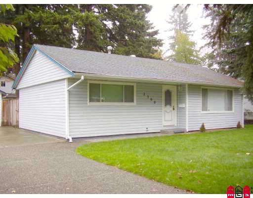 Main Photo: 2300 153RD Street in Surrey: King George Corridor House for sale (South Surrey White Rock)  : MLS®# F1000644