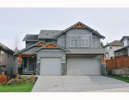 "Main Photo: 24623 KIMOLA Drive in Maple Ridge: Albion House for sale in ""HIGHLAND FOREST"" : MLS®# V812463"