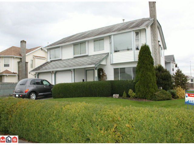 Main Photo: 6522 WILLOUGHBY Way in Langley: Willoughby Heights House for sale : MLS®# F1026360
