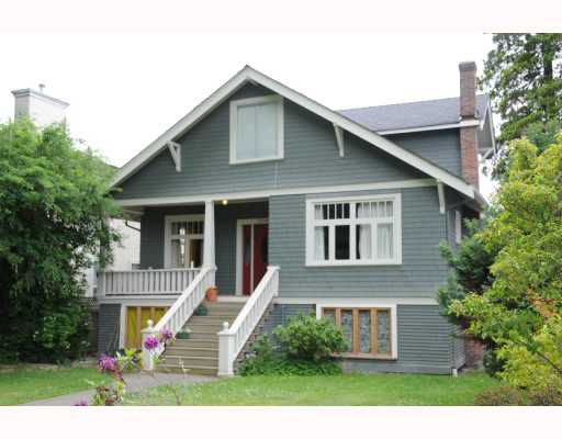 Main Photo: 2746 W 38TH Avenue in Vancouver: Kerrisdale House for sale (Vancouver West)  : MLS®# V718002