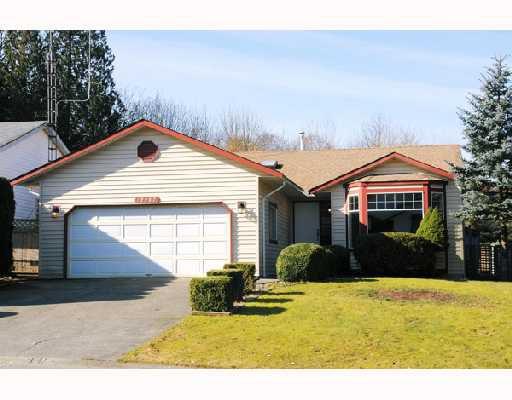 Main Photo: 12387 EDGE Street in Maple_Ridge: East Central House for sale (Maple Ridge)  : MLS®# V738728