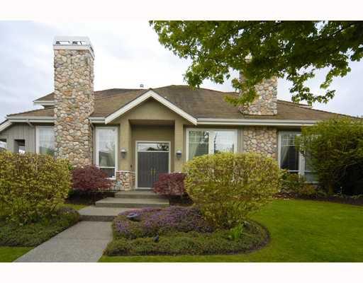 """Main Photo: 6011 PEARKES Drive in Richmond: Terra Nova House for sale in """"TERRA  NOVA"""" : MLS®# V764682"""