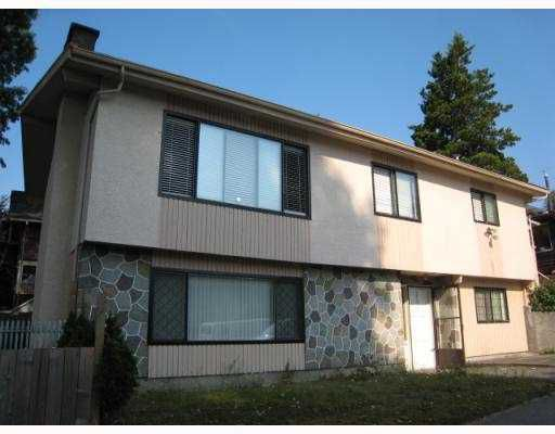 Main Photo: 2255 SEMLIN Drive in Vancouver: Grandview VE House for sale (Vancouver East)  : MLS®# V788642