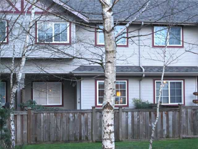 """Main Photo: 44 11229 232ND Street in Maple Ridge: East Central Townhouse for sale in """"FOXFIELD"""" : MLS®# V862602"""