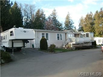 Main Photo: 611 2850 Stautw Road in SAANICHTON: CS Hawthorne Manu Double-Wide for sale (Central Saanich)  : MLS®# 287099