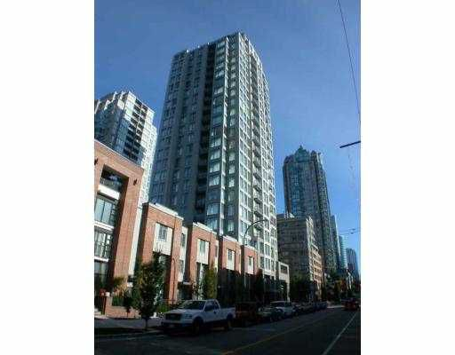 "Main Photo: 1901 1001 HOMER ST in Vancouver: Downtown VW Condo for sale in ""BENTLY"" (Vancouver West)  : MLS®# V557881"