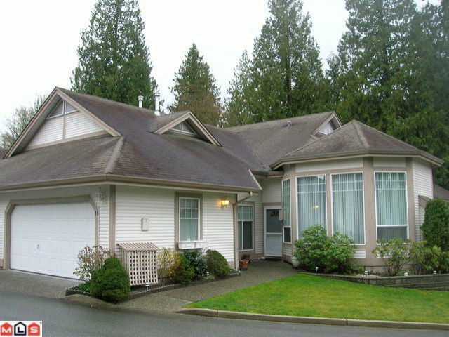 "Main Photo: 16 9025 216TH Street in Langley: Walnut Grove Townhouse for sale in ""COVENTRY WOODS"" : MLS®# F1006312"