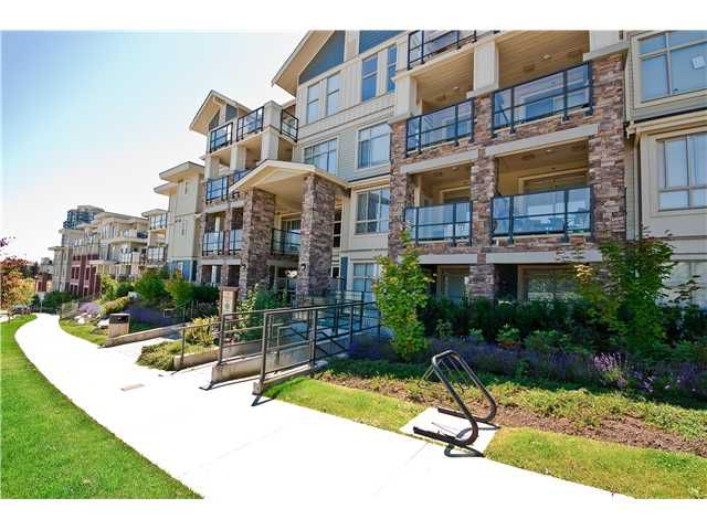 "Main Photo: 203 290 FRANCIS Way in New Westminster: Fraserview NW Condo for sale in ""The Grove"" : MLS®# V837552"