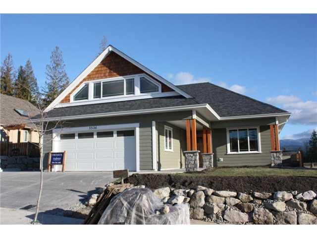 Main Photo: 5536 CLAYTON Avenue in Sechelt: Sechelt District House for sale (Sunshine Coast)  : MLS®# V846015