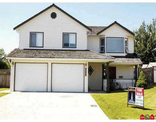 """Main Photo: 3253 DEERTRAIL DR in Abbotsford: Abbotsford West House for sale in """"ROCKHILL ESTATES"""" : MLS®# F2615315"""