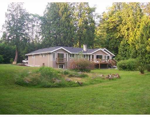 Main Photo: 25036 116TH Avenue in Maple_Ridge: Websters Corners House for sale (Maple Ridge)  : MLS®# V748724