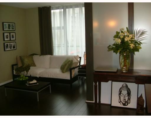 "Main Photo: 316 1189 HOWE Street in Vancouver: Downtown VW Condo for sale in ""THE GENESIS"" (Vancouver West)  : MLS®# V763024"