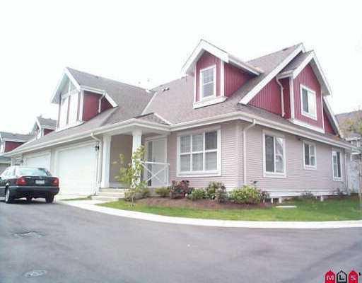 "Main Photo: 42 16995 64TH AV in Surrey: Cloverdale BC Townhouse for sale in ""Lexington"" (Cloverdale)  : MLS®# F2520029"