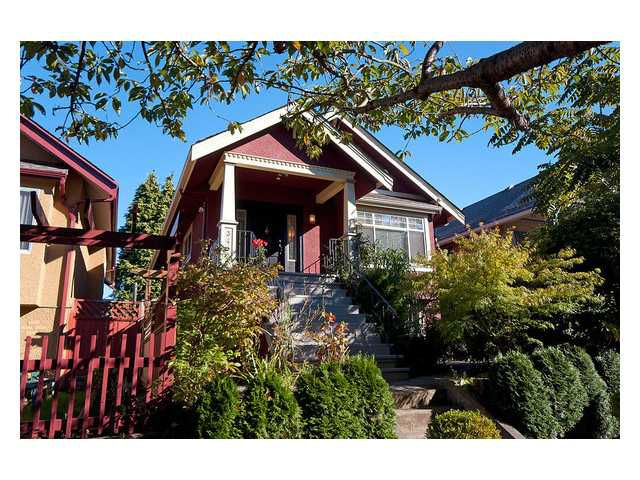 """Main Photo: 3412 INVERNESS Street in Vancouver: Knight House for sale in """"CEDAR COTTAGE"""" (Vancouver East)  : MLS®# V853446"""