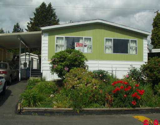 "Main Photo: 23 13650 80 AV in Surrey: Bear Creek Green Timbers Manufactured Home for sale in ""Leeside"" : MLS®# F2612389"