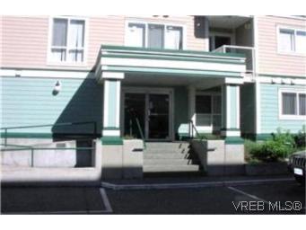 Main Photo: 409 689 Bay Street in VICTORIA: Vi Downtown Condo Apartment for sale (Victoria)  : MLS®# 218744