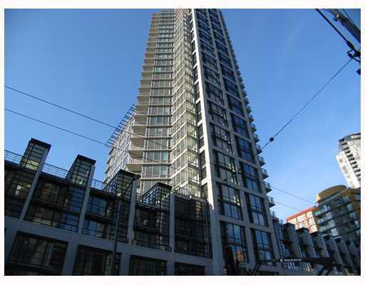 """Main Photo: # 802 1255 SEYMOUR ST in Vancouver: Downtown VW Condo for sale in """"ELAN"""" (Vancouver West)  : MLS®# V762481"""