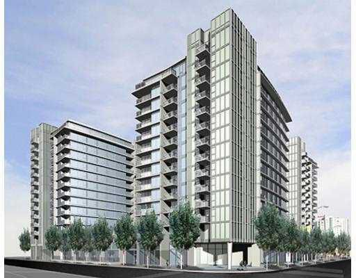 """Main Photo: 1802 7371 WESTMINSTER Highway in Richmond: Brighouse Condo for sale in """"LOTUS"""" : MLS®# V802977"""